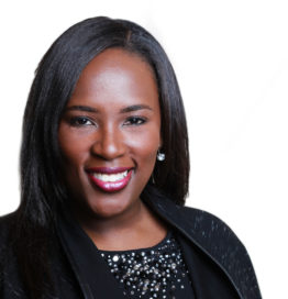 Andrea Richardson<br><small>Director Multicultural & Diversity Marketing at Hilton Worldwide</small>